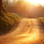 Camino-polvoriento